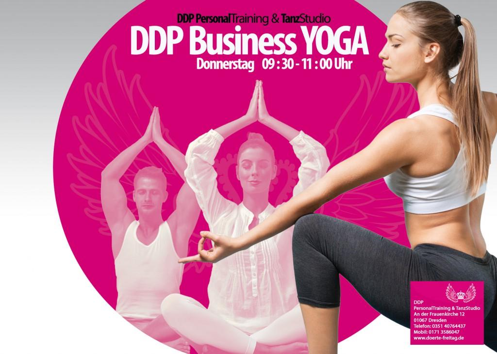 DDP Personaltraining & Tanzstudio Dresden